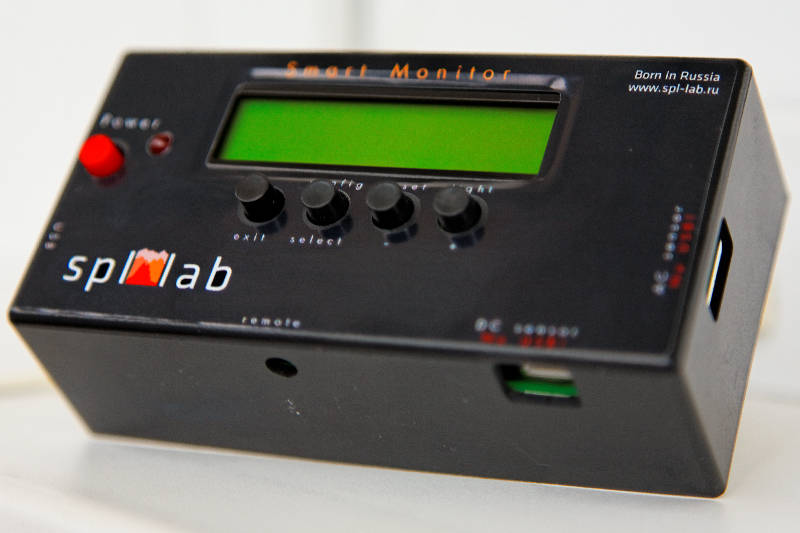 Spl-Lab Smart Monitor - car multimeter 1