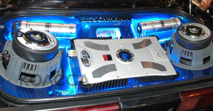 Instrumentation for car audio and autosound sport