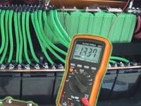 Electrical measuring devices